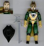 Lincoln Hawk: Serpentor the Cobra Commander